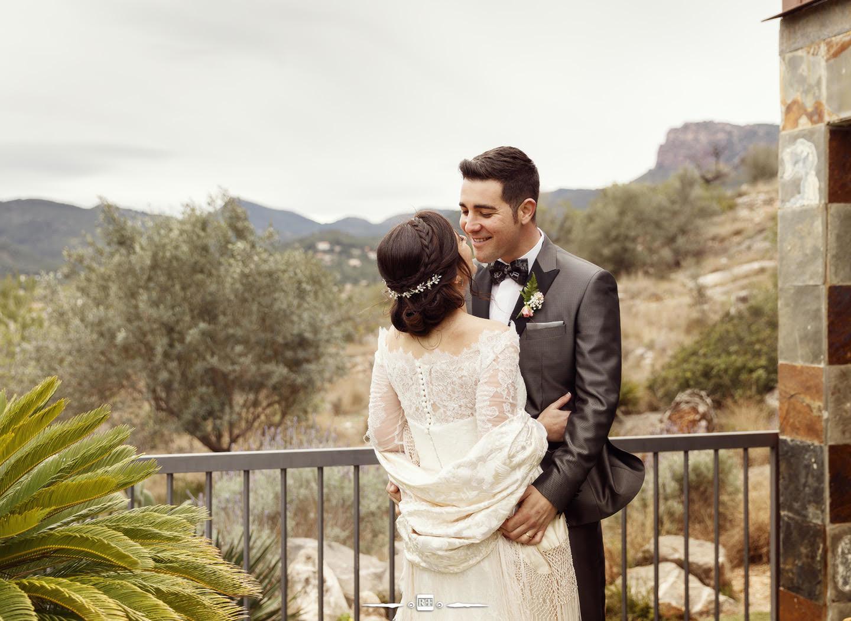 Fotografías de bodas en otoño