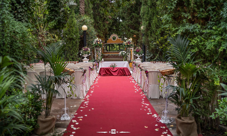 Masías para celebrar una boda en Valencia