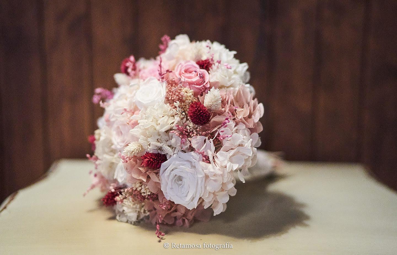 Las fotografías espectaculares de ramos de novia
