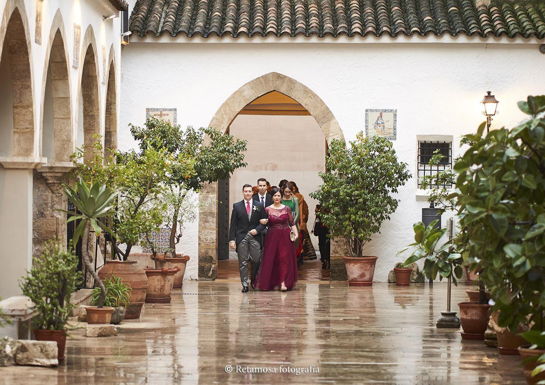 Los detalles de una boda